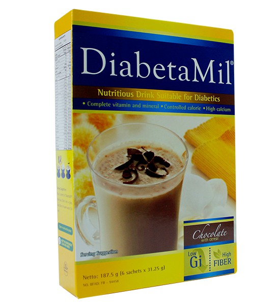 Diabetamil-ND-Chocolate-187g