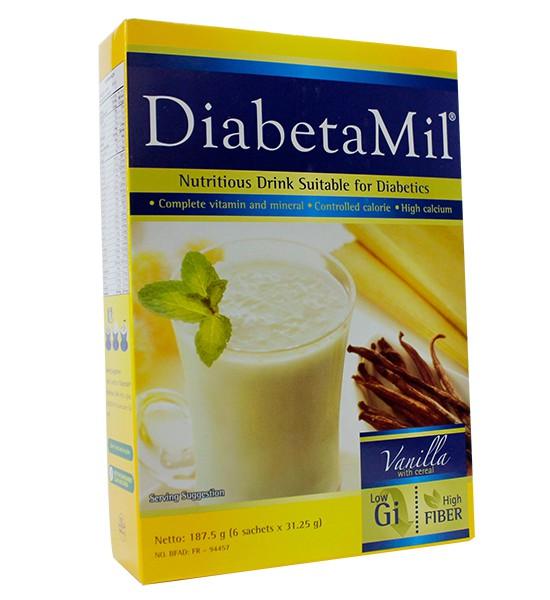 Diabetamil-ND-Vanilla-187g