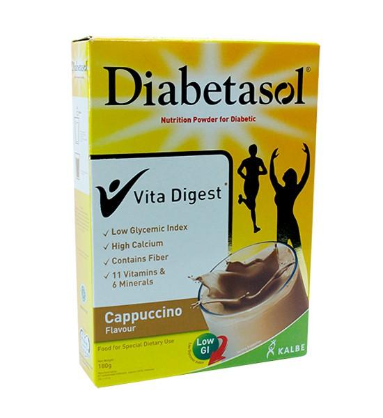Diabetasol-Cappuccino-180g