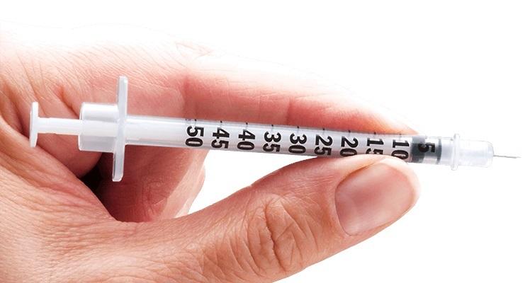 BD Insulin Syringe 0 50mL 31g 6mm S C , piece | The Diabetes