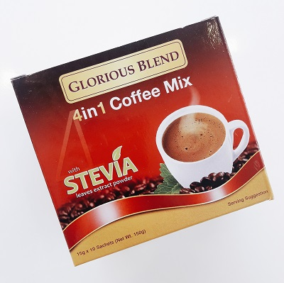 Glorious Blend 4-in-1 Coffee