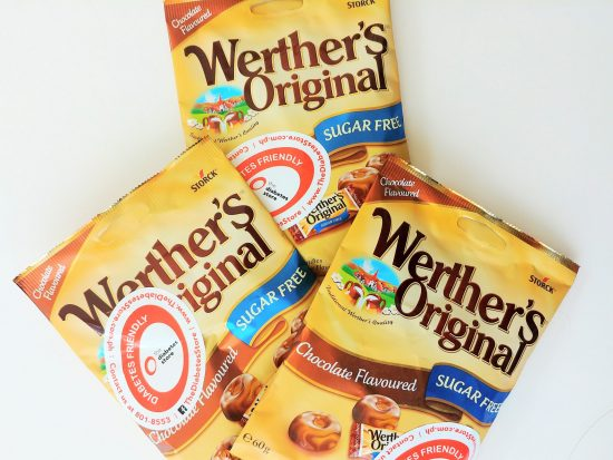 Werther's Sugar Free Candy