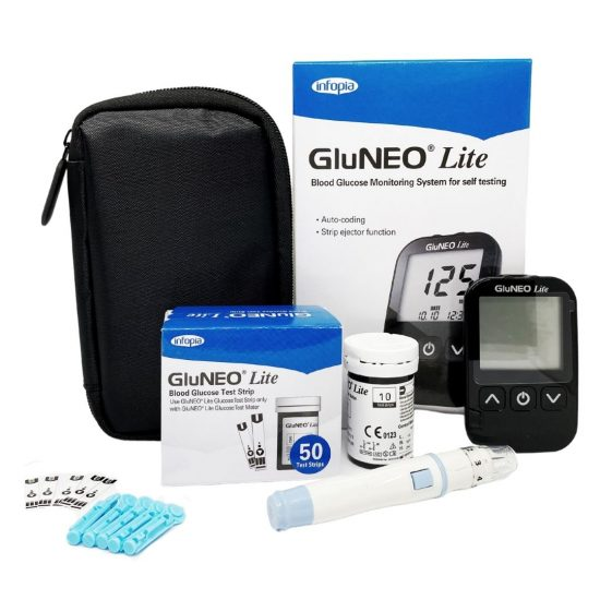 Gluneo Lite Starter Kit Promo