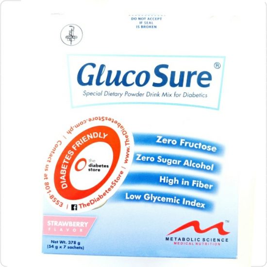 GlucoSure Strawberry