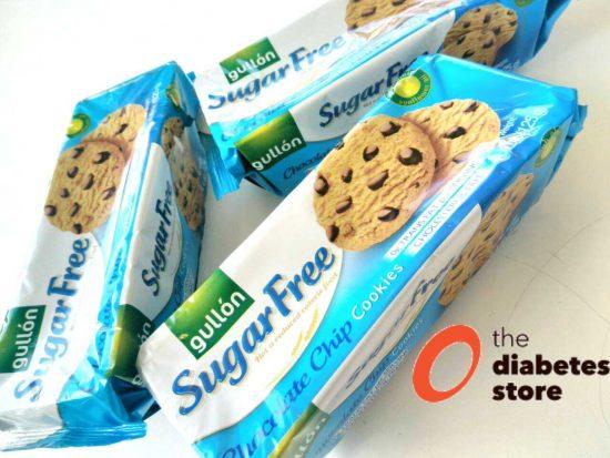 Gullon Sugar-free Chocolate Chip Cookies