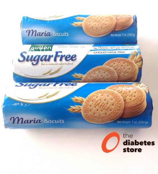 Gullon Sugar-free Maria Biscuits