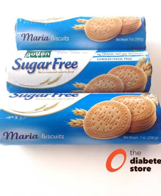 Gullon Sugar-free Maria Biscuits