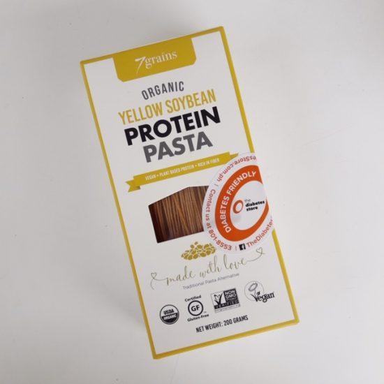 Yellow Soybean Protein Pasta 200G