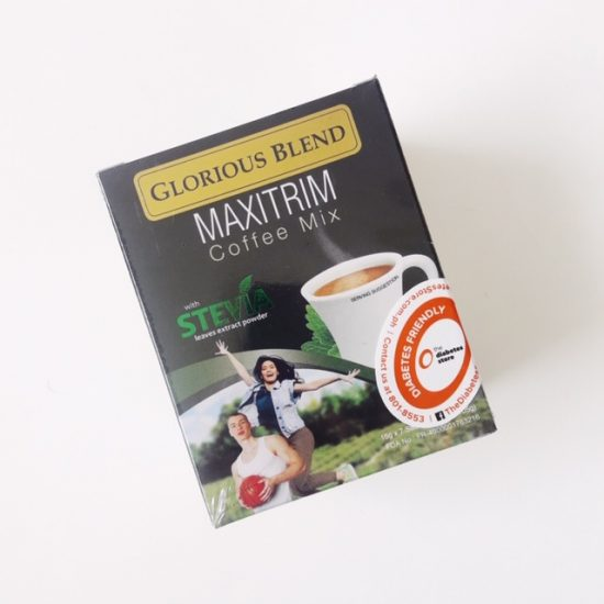 Glorious Blend 5-in-1 Maxitrim Coffee Mix