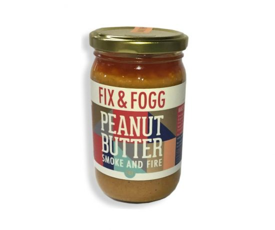 Fix & Fogg Peanut Butter Smoke and Fire
