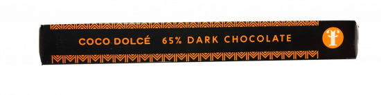 Coco Dolce Dark Chocolate 65% 45g