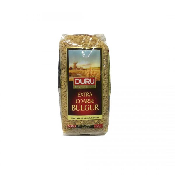 Durum Bulgur Extra Coarse 500g