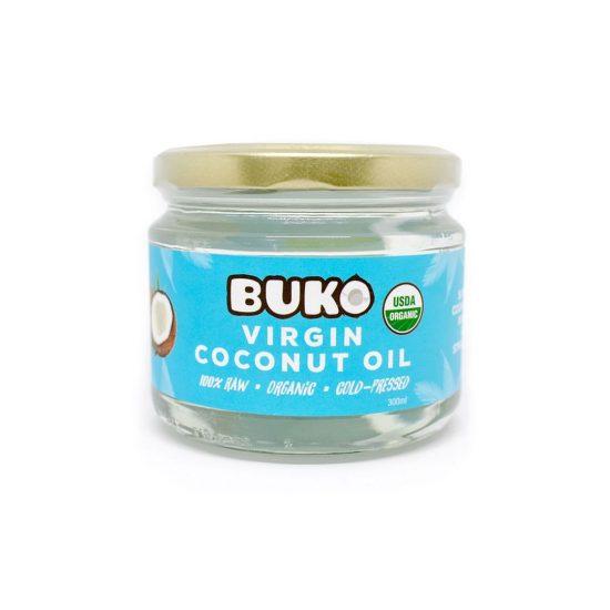 Buko Organic Virgin Coconut Oil 300mL