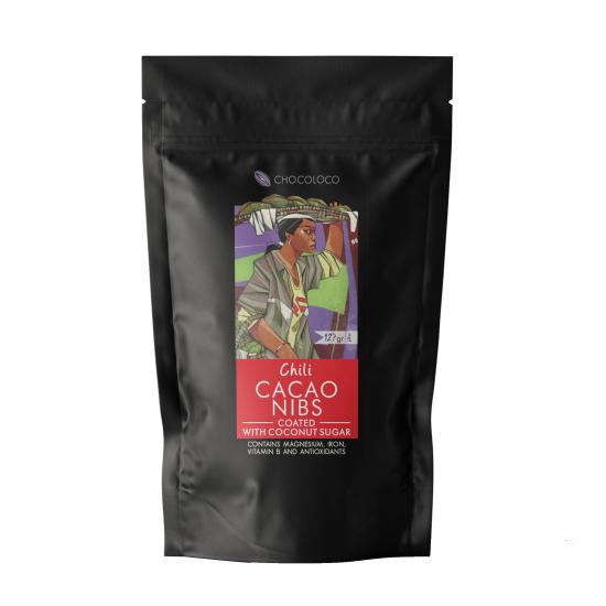 Chocoloco Chili Cacao Nibs
