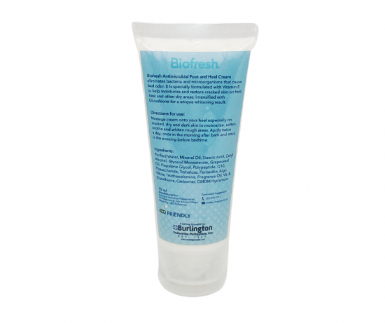 Biofresh Foot and Heel Cream 75mL