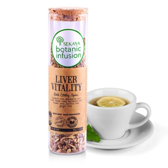 Sekaya Liver Vitality 100g