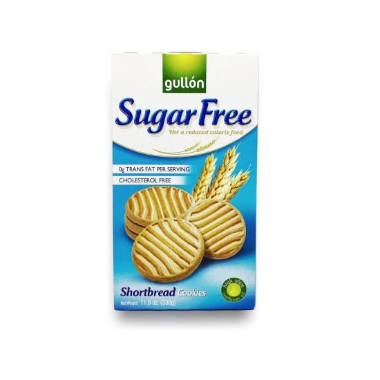 Gullon Sugarfree Shortbread Cookies
