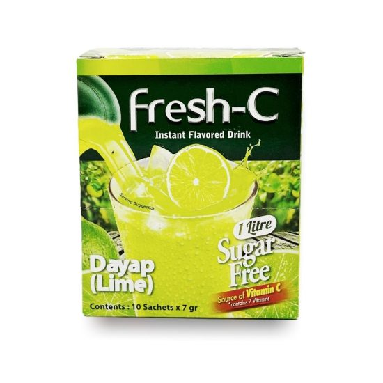 Fresh-C Instant Lime Flavored Drink