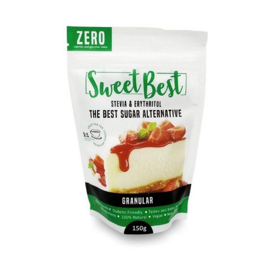 Sweet Best Stevia & Erythritol 150g