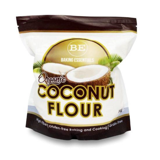 Baking Essentials Organic Coconut Flour 1kg
