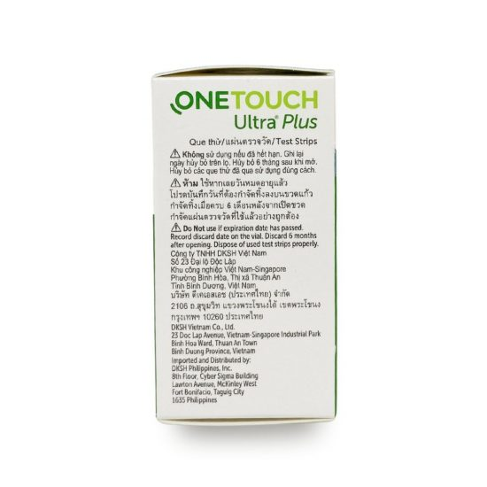 OneTouch Ultra Plus 25 strips