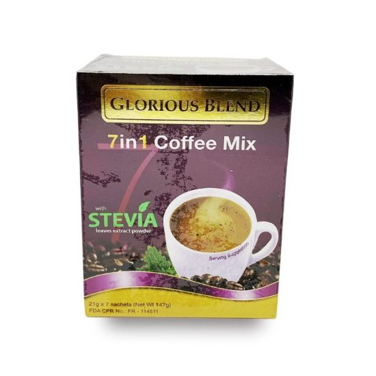 Glorious Blend 7In1 Coffee